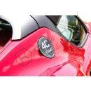 Alfa Romeo 4C Furia Koshi Tankdeckel Carbon