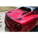 Alfa Romeo 4C Spider Koshi Luftauslass hinten Carbon