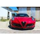 Alfa Romeo 4C Koshi Blade Frontspoilerlippe Carbon