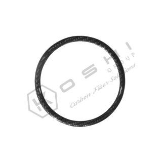 Alfa Romeo 4C Koshi Airbag-Ring Rahmen Carbon