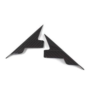 Alfa Romeo 4C Koshi Dreieck Türverkleidung innen schwarz Carbon