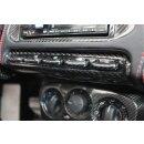 Alfa Romeo 4C Koshi Schalterrahmen Carbon