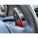 Alfa Romeo 4C Koshi Schaltwippen rot Carbon