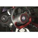 Alfa Romeo 4C Koshi Bedienfeldrahmencover Niveauregulierung Carbon
