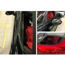 Alfa Romeo 4C Koshi Türen Fensterrahmen Carbon