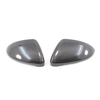VW Golf 7 GTI R Koshi Spiegelkappen Carbon
