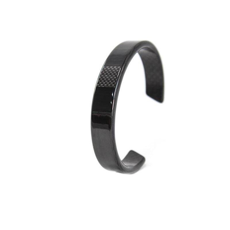 koshi armband carbon schwarz