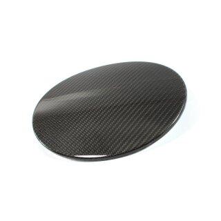 Mercedes Benz SLK R172 Koshi Tankdeckel Cover Carbon