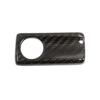 Mercedes Benz SLK R172 Koshi Handschuhfachgriff Carbon schwarz
