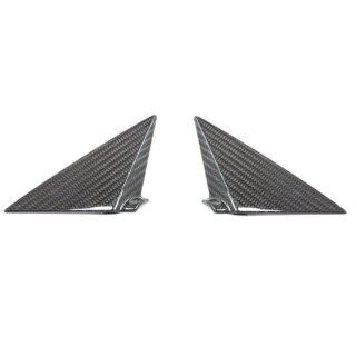 Mercedes Benz SLK R172 Koshi Türverkleidung Dreiecksform schwarz Carbon