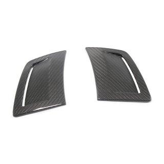 Mercedes Benz SLK R172 Koshi Lufteinlass Frontstoßstange Carbon