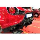 Alfa Romeo 4C Koshi Diffusor Carbon