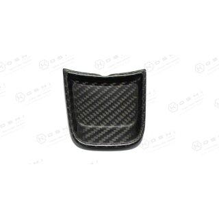 Abarth 595 Koshi Lenkrad unteres Inlay Carbon