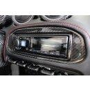 Alfa Romeo 4C Koshi Radioblende Carbon