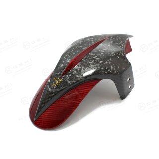 Harley Davidson V-ROD Koshi Kotflügel vorne Shark Design Carbon