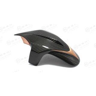 Harley Davidson V-ROD Koshi Kotflügel vorne pink gold Carbon