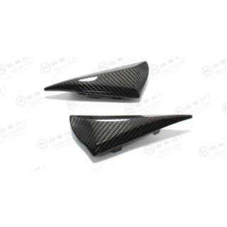 Harley Davidson V-ROD Koshi untere Sitzverkleidung Carbon