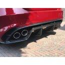 Alfa Romeo Giulia QV Koshi Diffusor Carbon