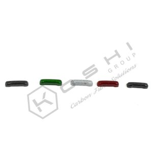 Alfa Romeo 4C Koshi Schaltflächen Knöpfe italian style Carbon