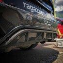 Alfa Romeo Stelvio QV Koshi Diffusorrahmen Carbon