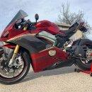 Ducati Panigale V4 S Koshi Seitenverkleidung unten Carbon