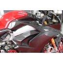 Ducati Panigale V4 S Koshi Seitenverkleidung Carbon