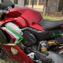 Ducati Panigale V4 S Koshi Unterrahmenschutz Carbon