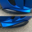 Jaguar F-Type Koshi Frontspoilerflaps Splitterlips Carbon