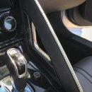 Jaguar F-Type Koshi Seitenverkleidung Mittelkonsole Carbon