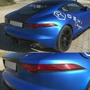 Jaguar F-Type Koshi Rücklichtrahmen Carbon