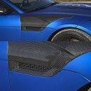 Jaguar F-Type Koshi Belüftungscover seitlich Carbon