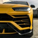 Lamborghini Urus Koshi Aggresive Frontspoilerflaps Carbon