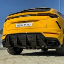 Lamborghini Urus Koshi Diffuser Carbon