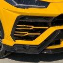 Lamborghini Urus Koshi Seitenverkleidungscover Frontstoßstange Carbon