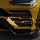 Lamborghini Urus Koshi Kühlergrillgabelcover Carbon