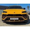 Lamborghini Urus Koshi Frontsplitter Erweiterung Carbon