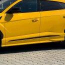 Lamborghini Urus Koshi Seitenzierleistencover Carbon