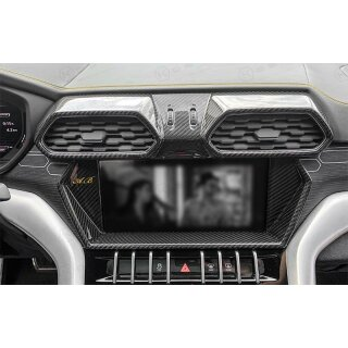 Lamborghini Urus Koshi Armaturenbrett Bildschirmcover Carbon
