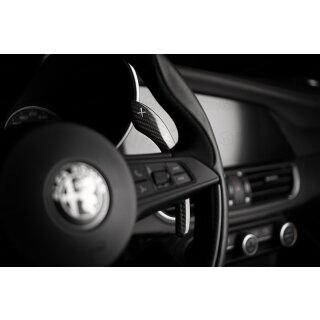 Alfa Romeo Giulia Stelvio Koshi Schaltwippen Carbon