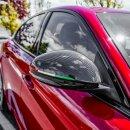 Alfa Romeo Giulia Koshi GTA Spiegelkappen Carbon